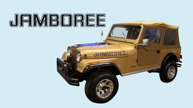 Purchase used 1982 Jeep CJ-7 CJ7 Jamboree Edition #0418 in Bethany ...
