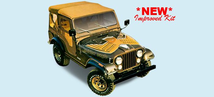 Golden Eagle Years Jeepforum Com