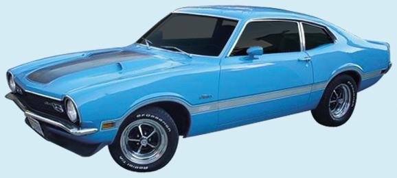 1971 Ford Maverick Grabber. 1971 Maverick Grabber
