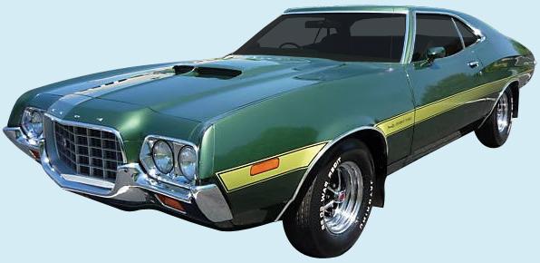 72 Gran Torino Sport Blue Book Value   Autos Post