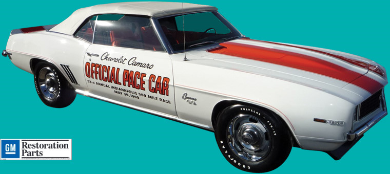 2010 Camaro Indy 500 Pace Car 2SS RS IOM Pictures