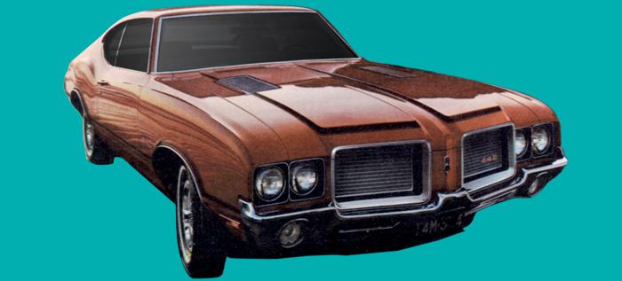 1971 1972 Oldsmobile Cutlass 442 /& W-29 Cutlass Decals /& Stripes Kit