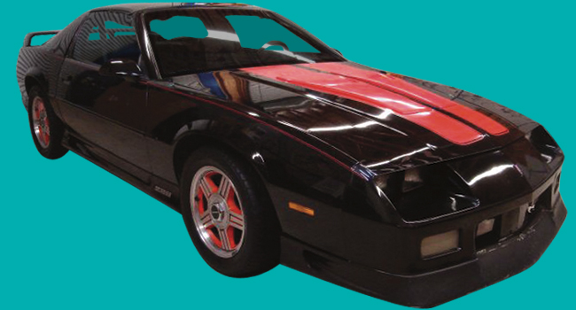 199192 Camaro RS  Z28 Decal and Stripe Kit
