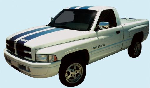 Sst on 1997 Dodge Ram Sst