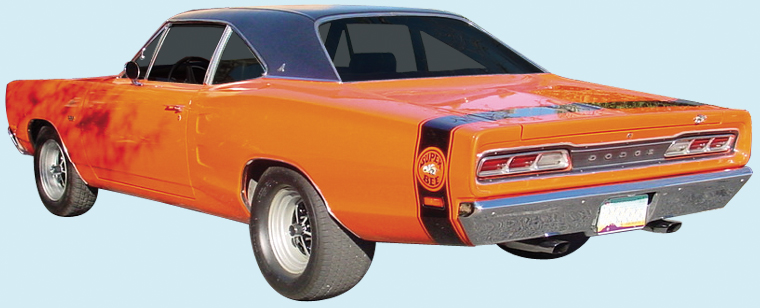 phoenix graphix 1969 70 dodge super bee striping kit. Black Bedroom Furniture Sets. Home Design Ideas