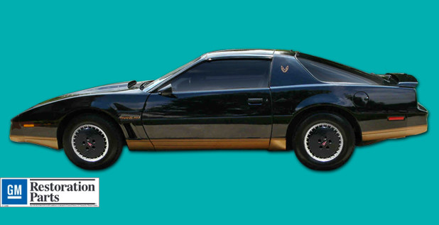 1982 Trans Am Decals And Stripe Kit