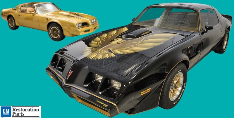 1978 80 Special Edition Trans Am Decals And Stripe Kit